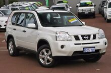 2009 Nissan X-Trail T31 ST White 1 Speed Constant Variable Wagon Cannington Canning Area Preview