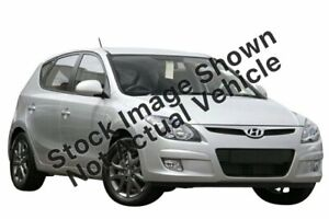 2011 Hyundai i30 FD MY11 SLX Silver 5 Speed Manual Hatchback Brookvale Manly Area Preview