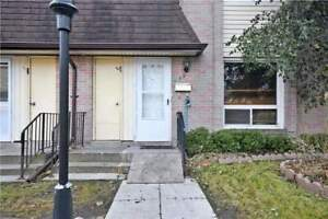 Bright And Spacious 3 Bedroom, 4 Bath Townhome