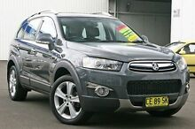 2011 Holden Captiva CG Series II LX AWD Thunder Grey 6 Speed Sports Automatic Wagon Kings Park Blacktown Area Preview
