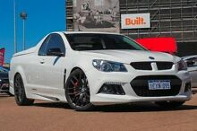 2014 Holden Special Vehicles Maloo GEN-F MY14 R8 White 6 Speed Sports Automatic Utility Fremantle Fremantle Area Preview