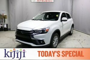 2018 Mitsubishi RVR AWC SE Heated Seats,  Back-up Cam,  Bluetoot