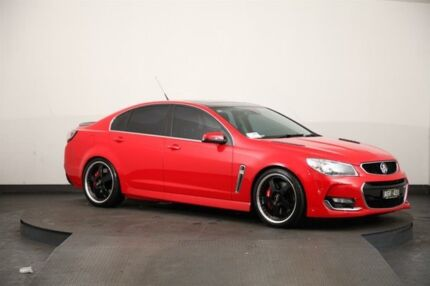 2016 Holden Commodore VF II SS-V Redline Red 6 Speed Manual Sedan Smithfield Parramatta Area Preview