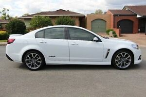 2015 Holden Commodore VF MY15 SS V White 6 Speed Sports Automatic Sedan Nailsworth Prospect Area Preview