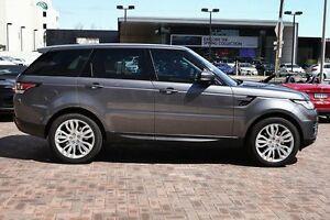 2014 Land Rover Range Rover Sport L494 MY14.5 TdV6 CommandShift SE Corris Grey 8 Speed Osborne Park Stirling Area Preview