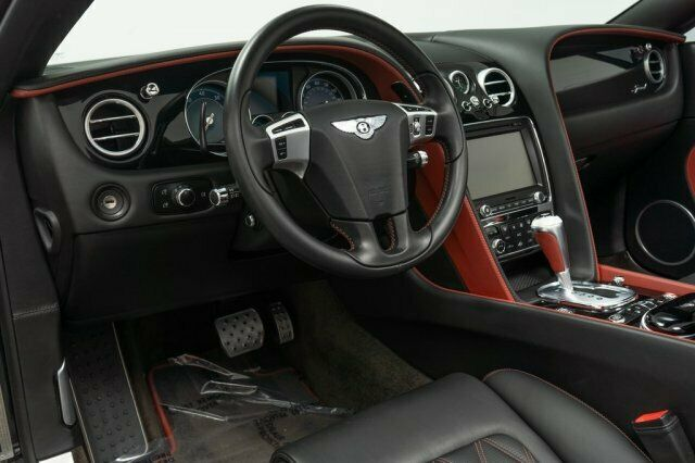 Image 12 Voiture Européenne d'occasion Bentley Continental GT 2015