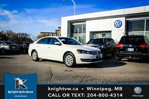 2015 Volkswagen Passat 1.8T 0.99% Financing Available OAC w/ All