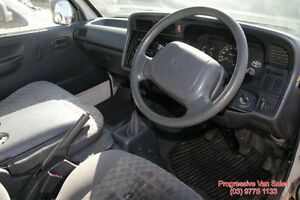 2004 Toyota Hiace REFRIGERATED FRIDGE VAN 5 Speed Manual Van Carrum Downs Frankston Area Preview