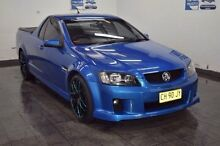 2010 Holden Ute VE SV6 Blue Sports Automatic Utility Blair Athol Campbelltown Area Preview