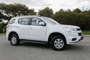 2015 Holden Colorado 7 RG MY15 LT (4x4) White 6 Speed Automatic Wagon Hillman Rockingham Area Preview