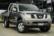 2012 Nissan Navara D40 S6 MY12 ST-X King Cab Titanium 5 Speed Automatic Utility Beaudesert Ipswich South Preview