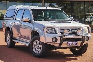 2009 Holden Colorado Silver Automatic Utility Maddington Gosnells Area Preview
