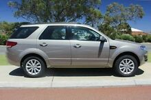2014 Ford Territory SZ II TX RWD Fine Alloy Automatic Wagon Capalaba West Brisbane South East Preview
