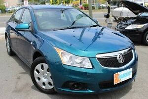 2012 Holden Cruze JH Series II MY13 CD Blue 6 Speed Sports Automatic Sedan Yeerongpilly Brisbane South West Preview