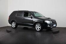 2009 Ford Territory SY MY07 Upgrade Ghia Turbo (4x4) Black 6 Speed Auto Seq Sportshift Wagon Mulgrave Hawkesbury Area Preview