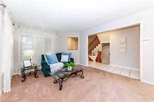 For Sale Beautiful 3+1 Bedroom/4 Bath Detached Home