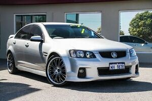 2012 Holden Commodore VE II MY12 SV6 Silver 6 Speed Sports Automatic Sedan Bayswater Bayswater Area Preview