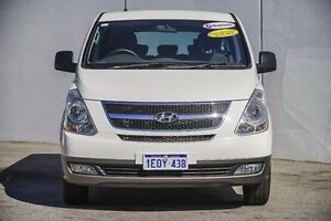 2014 Hyundai iMAX TQ-W MY13 White 4 Speed Automatic Wagon Bellevue Swan Area Preview