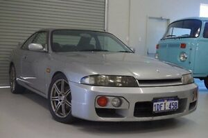 1998 Nissan Skyline ECR33 GTS-T Grey 5 Speed Manual Coupe Myaree Melville Area Preview