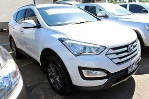 2012 Hyundai Santa Fe DM MY13 Active White 6 Speed Sports Automatic Wagon Berwick Casey Area Preview