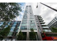 Studio flat in Cashmere House, 37 Leman Street, Aldgate