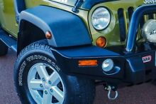 2007 Jeep Wrangler JK Sport Rescue Green 6 Speed Manual Softtop Wangara Wanneroo Area Preview