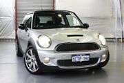 2008 Mini Hatch R56 Cooper S Chilli Silver 6 Speed Sports Automatic Hatchback Myaree Melville Area Preview