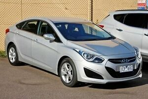 2014 Hyundai i40 VF2 Active Silver 6 Speed Sports Automatic Sedan Berwick Casey Area Preview