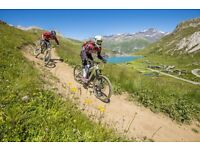 Chalet Host , Summer, Tignes, French Alps, Immediate start.