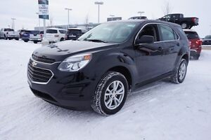 2017 Chevrolet Equinox ALL WHEEL DRIVE Accident Free,  Back-up C
