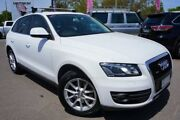 2009 Audi Q5 8R TDI S tronic quattro White 7 Speed Sports Automatic Dual Clutch Wagon Phillip Woden Valley Preview
