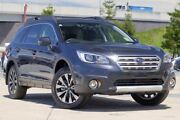 2017 Subaru Outback B6A MY17 2.5i CVT AWD Premium Dark Grey 6 Speed Constant Variable Wagon Tweed Heads South Tweed Heads Area Preview