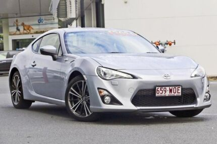 2015 Toyota 86 ZN6 GTS Silver 6 Speed Sports Automatic Coupe