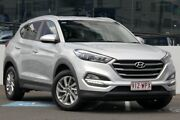 2016 Hyundai Tucson TLE Active (FWD) Silver 6 Speed Automatic Wagon Wolli Creek Rockdale Area Preview