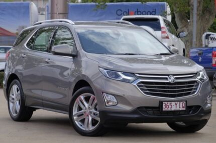 2018 Holden Equinox EQ MY18 LTZ FWD Gold 9 Speed Sports Automatic Wagon East Toowoomba Toowoomba City Preview