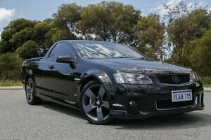 2012 Holden Ute VE II MY12.5 SV6 Z Series Black 6 Speed Sports Automatic Utility Hillman Rockingham Area Preview
