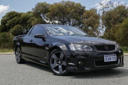 2012 Holden Ute VE II MY12.5 SV6 Z Series Black 6 Speed Sports Automatic Utility
