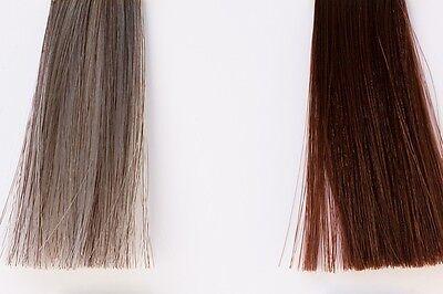 Haarfarben bewirken einen Push-up-Effekt.