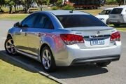 2012 Holden Cruze JH Series II MY12 SRi-V Silver 6 Speed Sports Automatic Sedan Rockingham Rockingham Area Preview