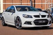 2015 Holden Special Vehicles Clubsport GEN-F MY15 R8 White 6 Speed Sports Automatic Sedan Fremantle Fremantle Area Preview
