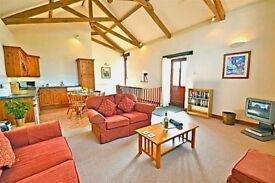 Two Bed Barn Conversion to Rent near Dartmouth and Totnes