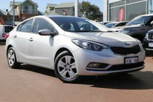 2015 Kia Cerato YD MY15 S Silver 6 Speed Sports Automatic Sedan Clarkson Wanneroo Area Preview