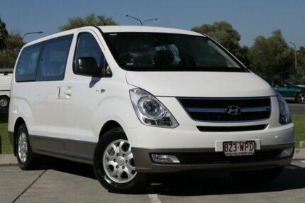 2015 Hyundai iMAX TQ-W MY15 White 4 Speed Automatic Wagon Springwood Logan Area Preview