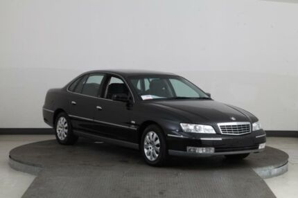 2005 Holden Statesman WL V6 Black 5 Speed Auto Active Select Sedan Smithfield Parramatta Area Preview