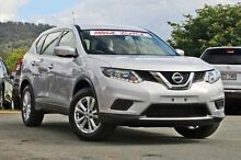 2014 Nissan X-Trail T32 ST 2WD Silver 6 Speed Manual Wagon Taringa Brisbane South West Preview