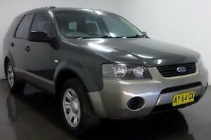 2008 Ford Territory SY TX Grey Sports Automatic Wagon Cabramatta Fairfield Area Preview