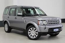 2013 Land Rover Discovery 4 MY13 3.0 SDV6 SE Grey 8 Speed Automatic Wagon Bentley Canning Area Preview