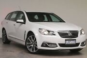 2016 Holden Calais VF II MY16 V Sportwagon White 6 Speed Sports Automatic Wagon Southbank Melbourne City Preview