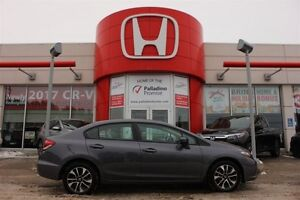 2015 Honda Civic Sedan EX - BARELY DRIVEN - LOADED WITH FEATURES