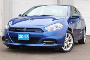 2013 Dodge Dart SXT-EXT WARRANTY+ACCIDENT FREE+ONE OWNER
